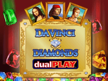 Бонусы на депозит с автоматом Da Vinci Diamonds: Dual Play